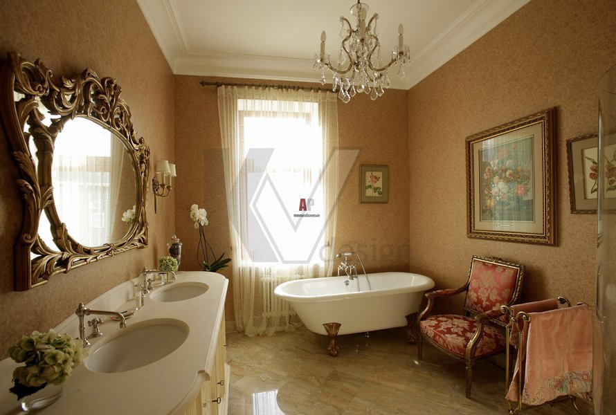 Interior Design 2017 Victorian Bathroom