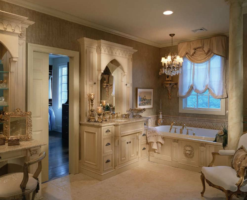 Interior design 2017 victorian bathroom Interior design ideas for edwardian houses