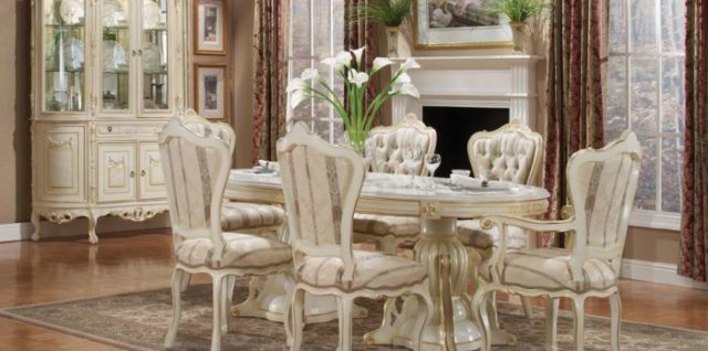 House interior home decor ideas for Victorian dining room decorating ideas