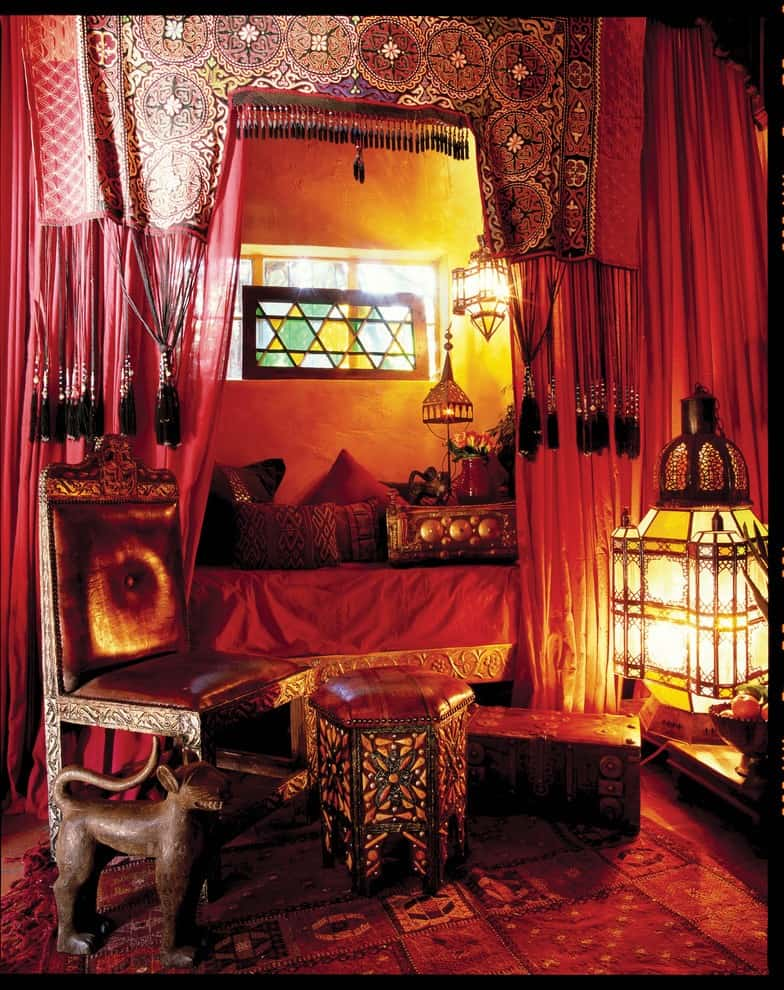 Interior design trends 2017 boho bedroom for Gypsy bedroom decor