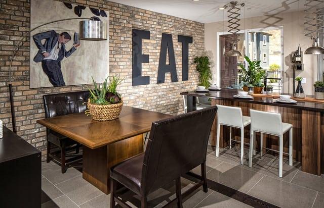 Industrial-dining-room-dining-room-design-ideas-dining-room-decor-interior-design-trends-2017- decorating-trends-2017-loft-design