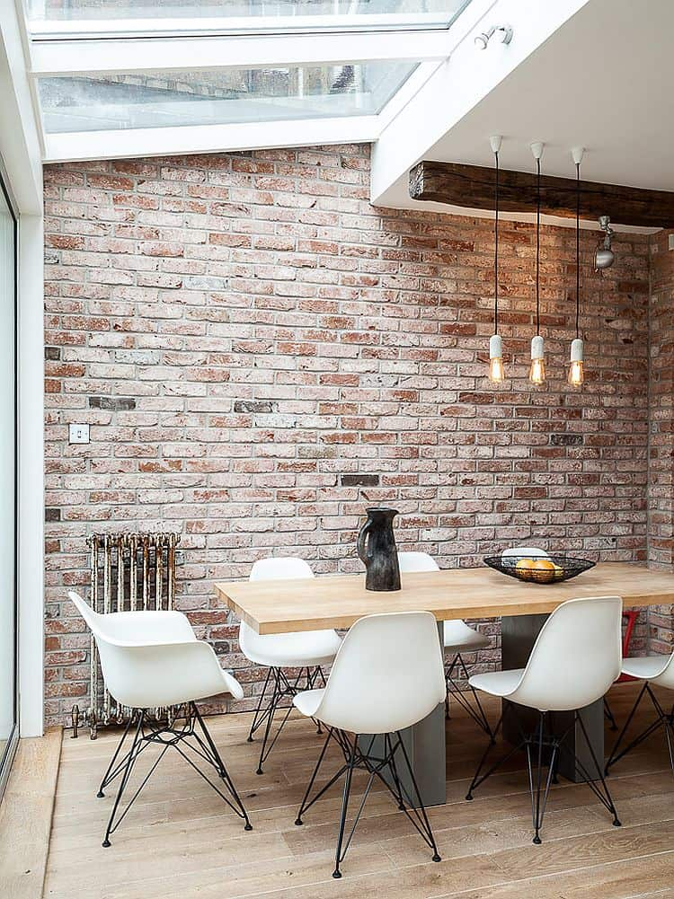 Home Design Ideas 2017: Decorating Trends 2017: Industrial Dining Room