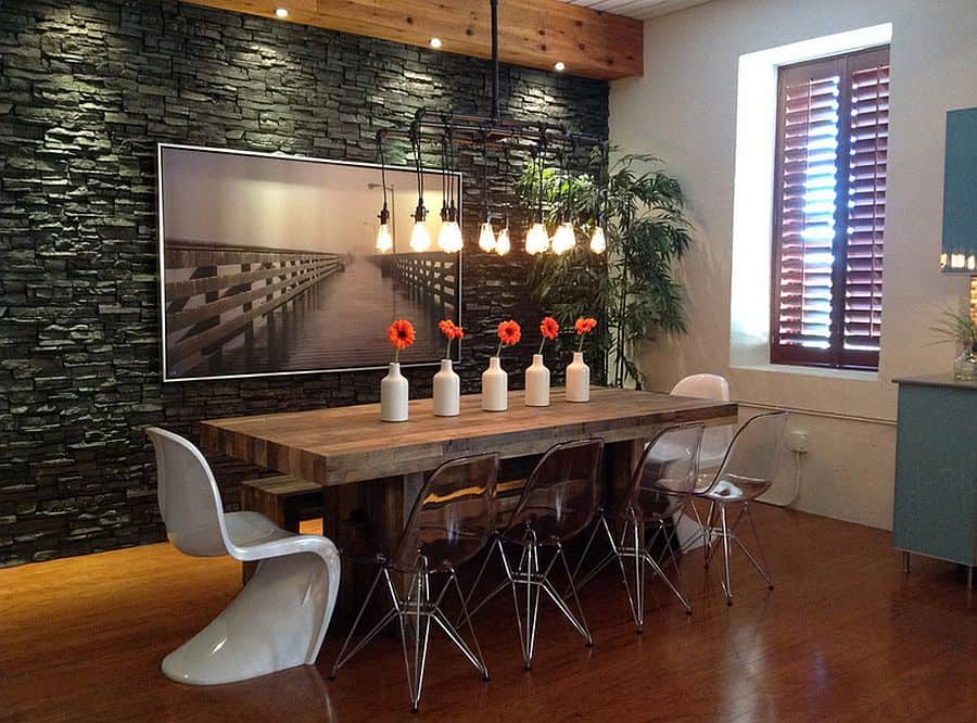 Industrial Dining Room Dining Room Design Ideas Dining
