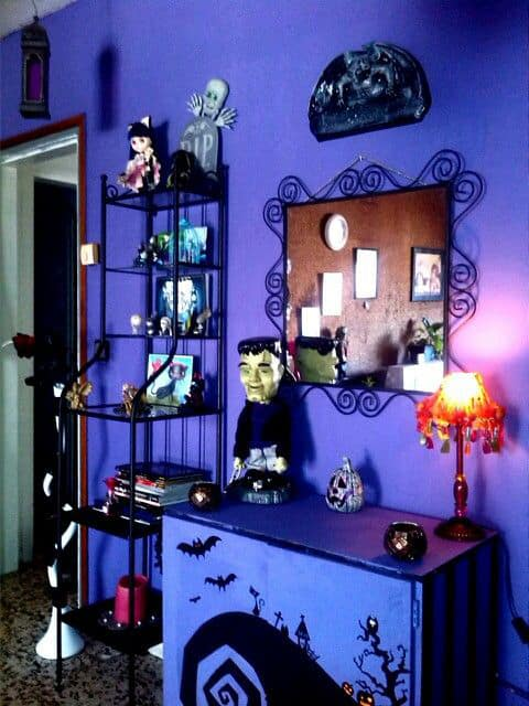 Home Decor Trends 2017 Purple Teen Room