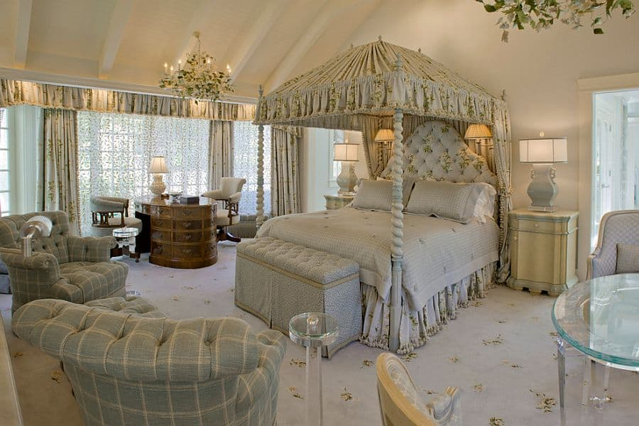 Decorating trends 2017 victorian bedroom Victorian bedrooms