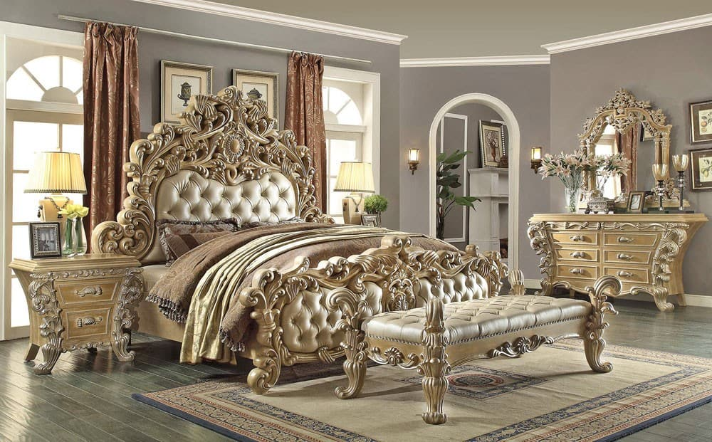 Decorating trends 2017 Victorian bedroom : Victorian bedroom bedroom ideas Victorian decor bedroom interior design decorating trends 2017 interior trends 2017 6 from house-interior.net size 1000 x 621 jpeg 226kB