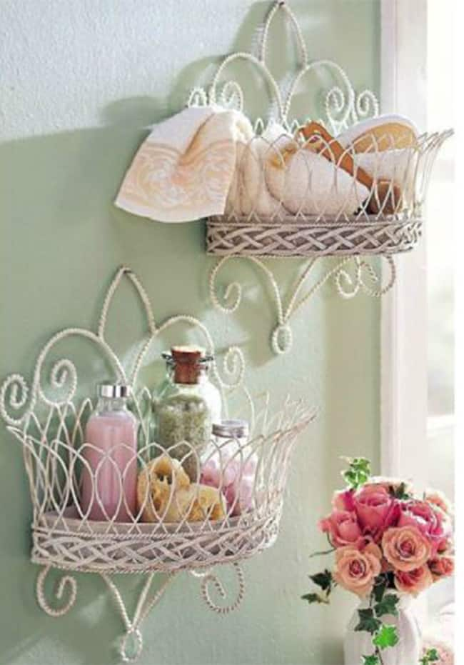 vintage bathroom decor 3