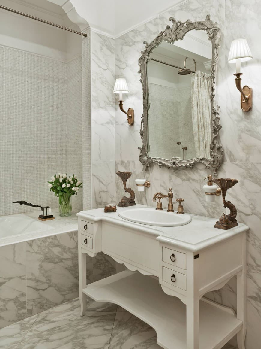 Classic Bathroom Designs Ideas ~ Interior trends vintage bathroom house