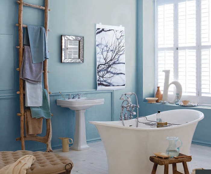 New Bathroom Decorating Trends : Interior trends vintage bathroom house