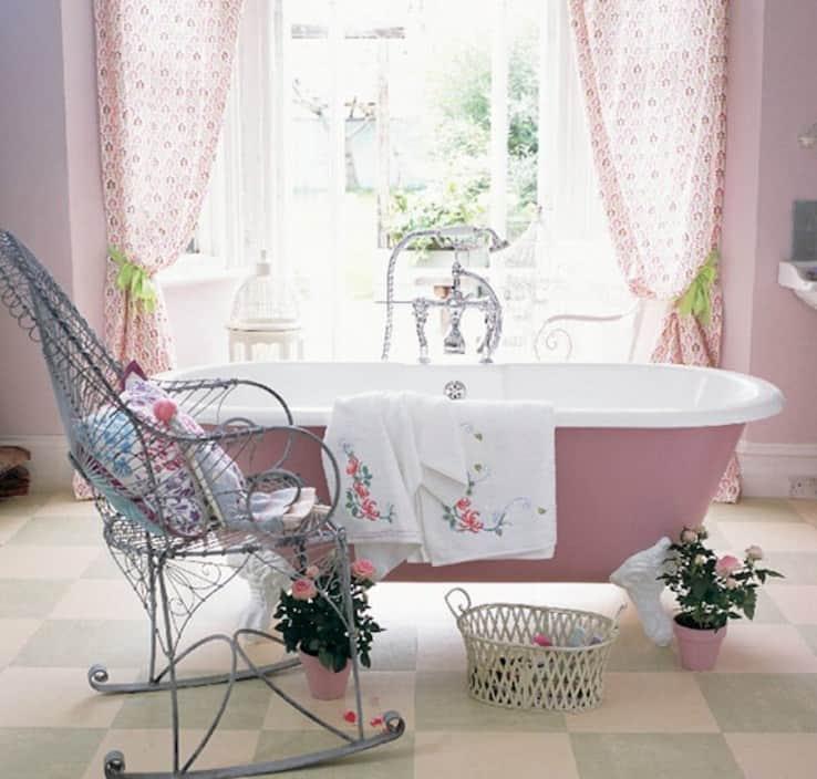 Retro Modern Bathroom Ideas : Interior trends vintage bathroom