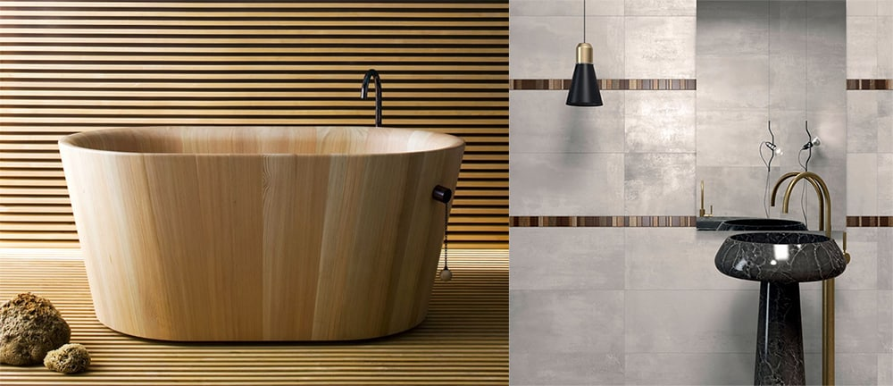 Trendy bathroom colors for Trendy bathroom ideas