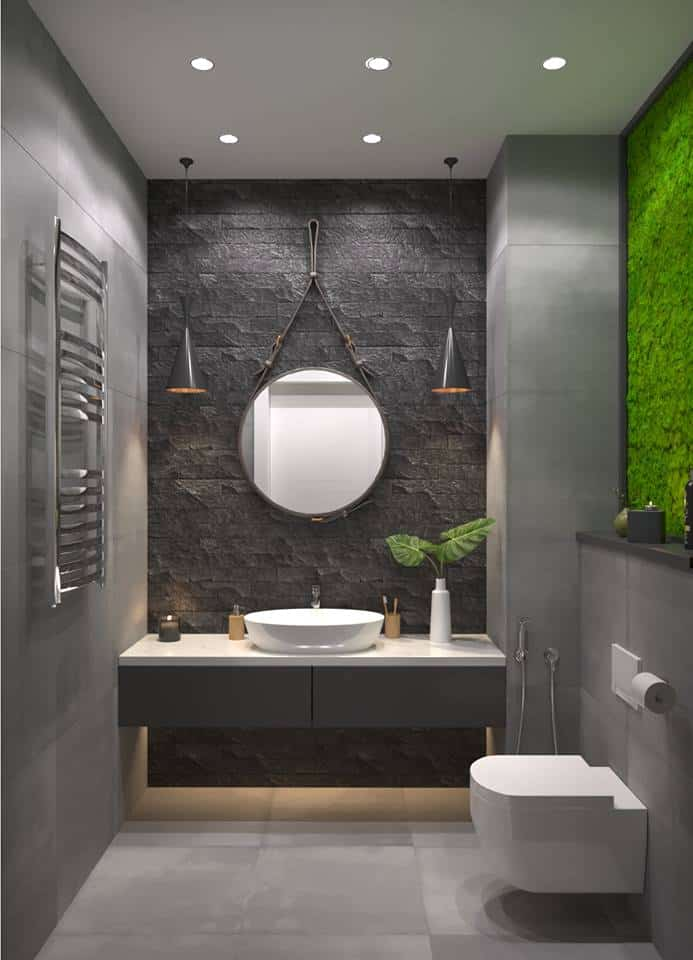 Top 7 Fresh Bathroom trends 2020: Great Ideas For New Season! (44 Photos)
