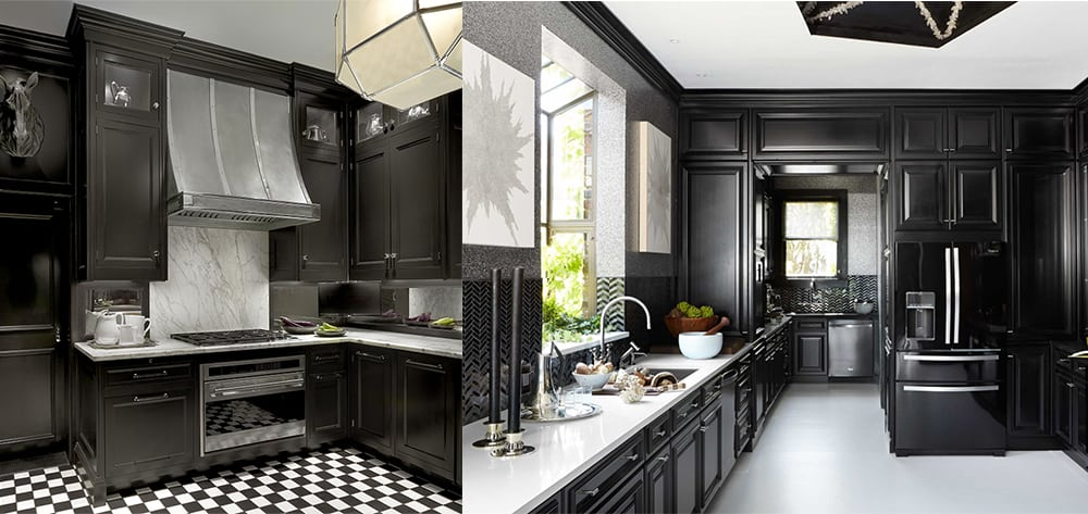 Black-Kitchen-trends-2018-kitchen-designs-2019-kitchen-ideas-2019-kitchen ideas 2019