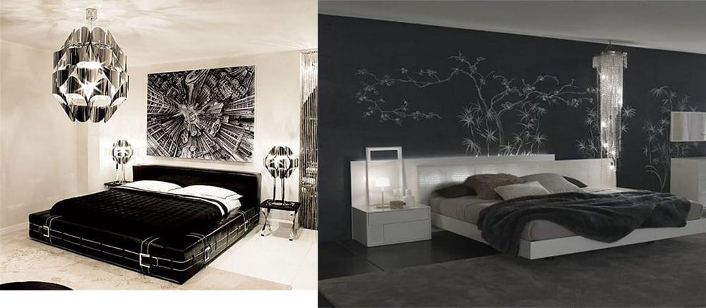 Black&White-Bedroom-design-2020-bedroom-trends-2020-bedroom-decorating-ideas