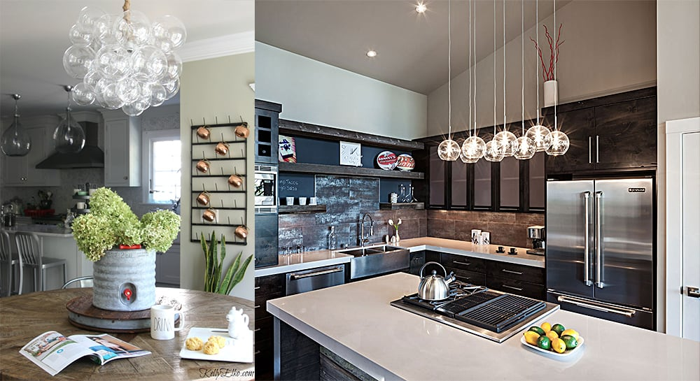 Kitchen design ideas and trends in 2018 home kitchen for Kitchen design trends