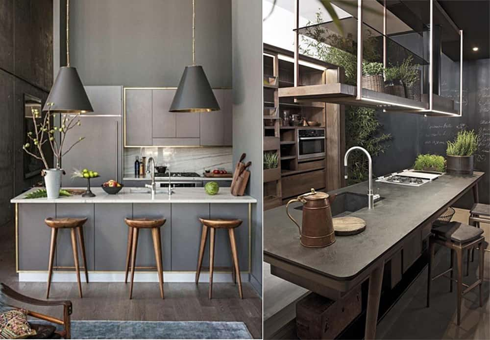 Kitchen trends 2018 and kitchen designs 2018 ideas and tips for Kitchen trends