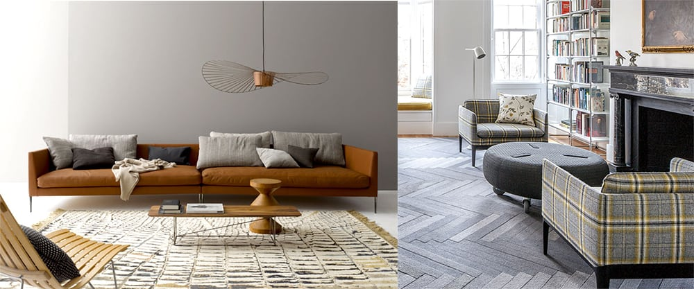Floor-texture-imitating-rugs-Living-room-2020-interior-design-trends-2020-living-room-designs-2020-interior design 2020