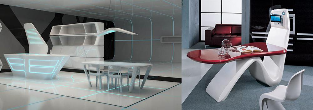 High-tech-Dining-room-2018-dining-room-trends-2018-dining-room-design-Dining room trends 2018