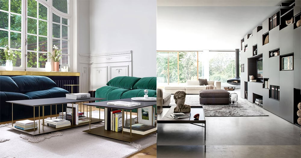 Living room 2018: Trends, photos, ideas and inspiration