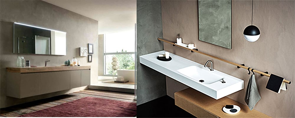 Bathroom trends 2018 fresh design ideas for new season for Trendy bathroom ideas