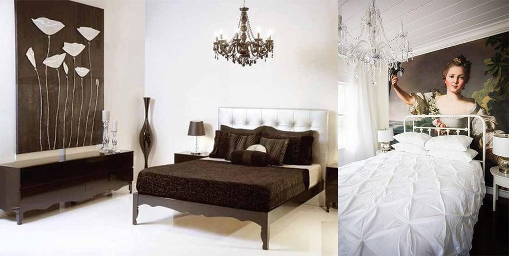Paintings-art-on-white-Bedroom-design-2020-bedroom-trends-2020-bedroom-decorating-ideas-bedroom decorating ideas