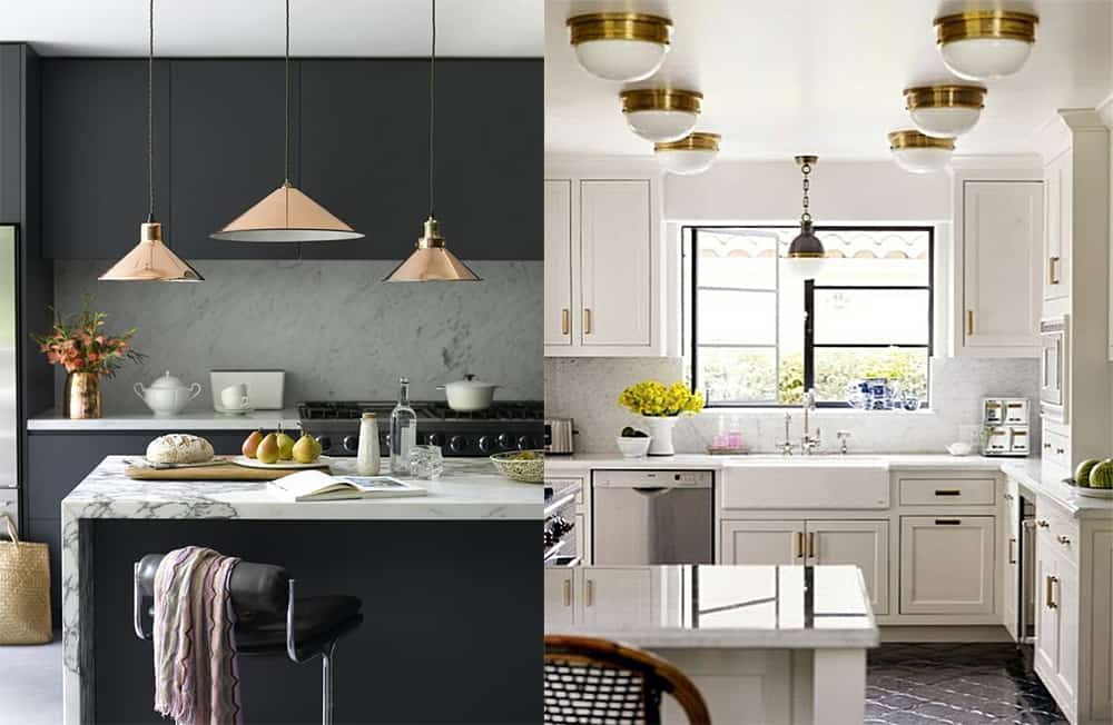 Kitchen trends 2018 and kitchen designs 2018 ideas and tips for Kitchen looks ideas