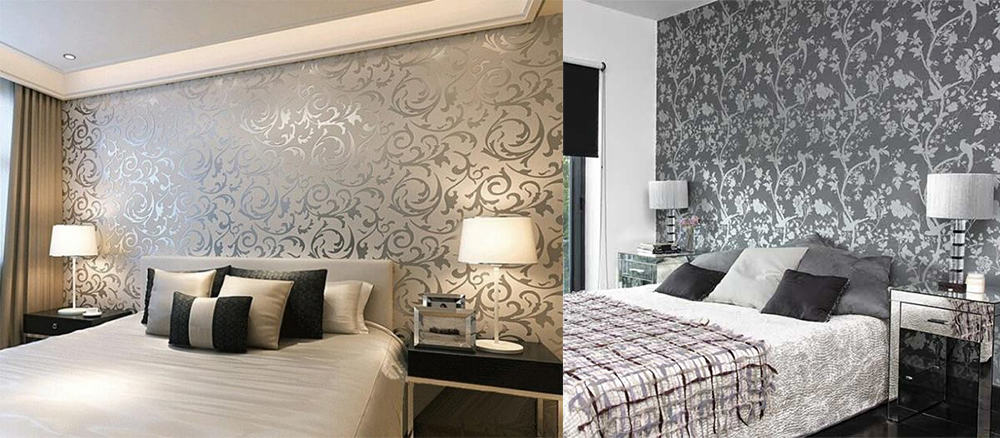 Bedroom design 2018 dream trends for Home wallpaper trends