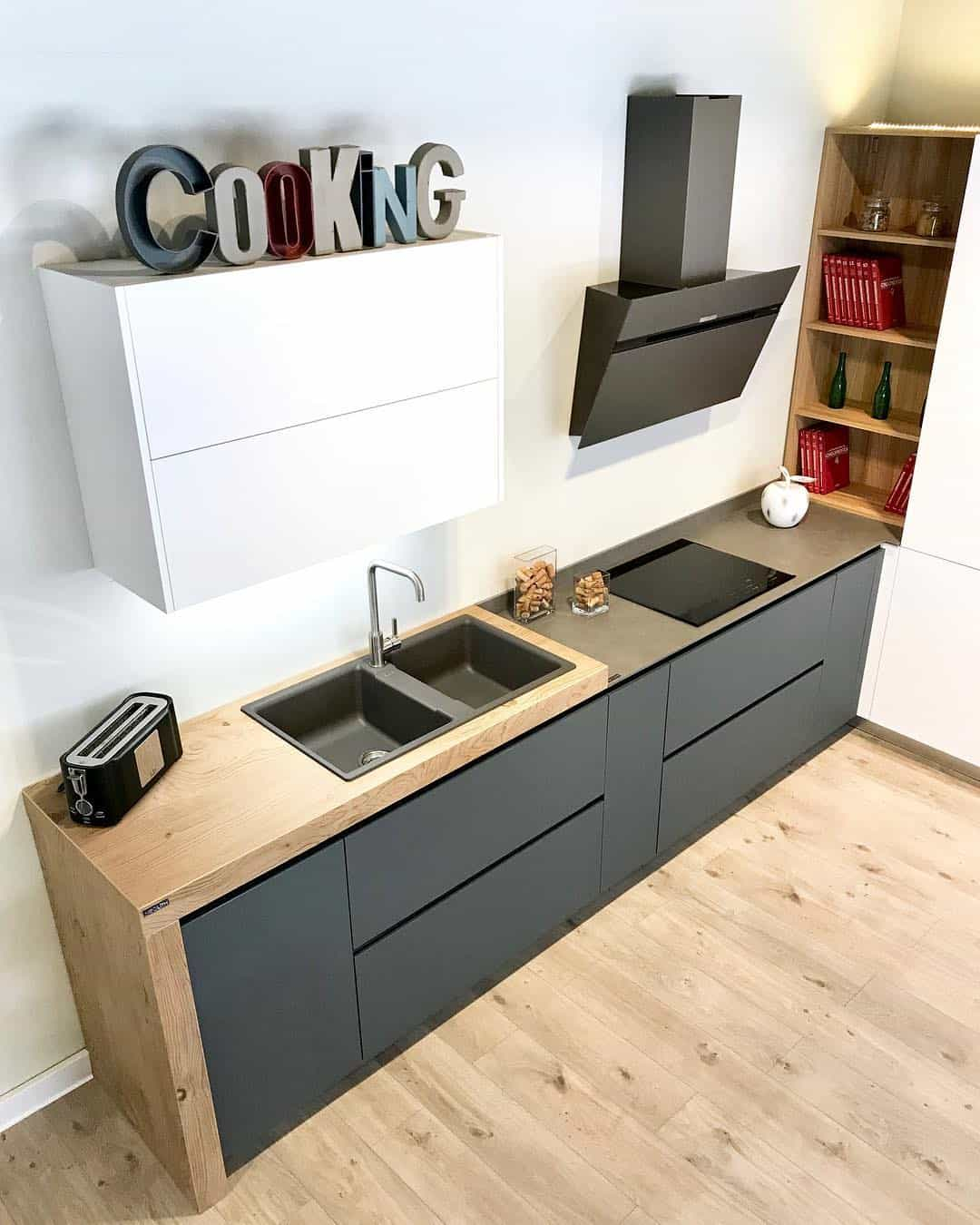 2020 Kitchen Trends: Eco Kitchens Principles And Ideas (33
