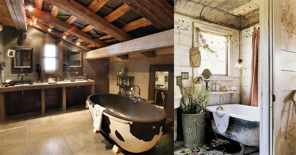 Acrylic-bathtubs-Rustic-bathroom-decor-contemporary-bathroom-design-bathroom-design-ideas-bathroom design ideas