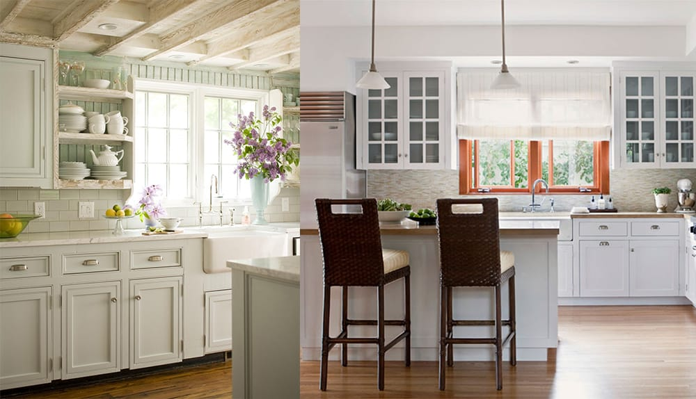 Cottage Design Kitchen Ideas ~ Modern kitchens cottage style kitchen ideas and features