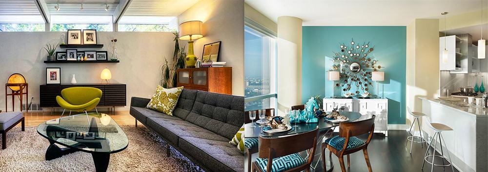 Furniture-materials-Mid-century-interior-home-design-ideas-mid-century-decor-Mid century interior