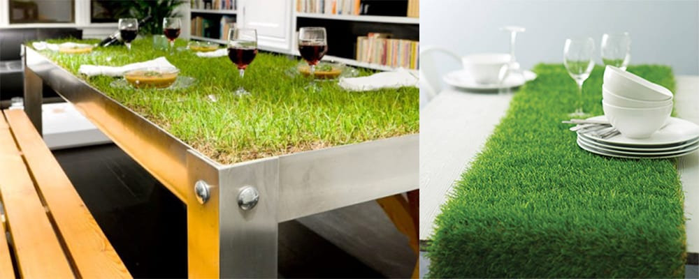 Grass-tables-Eco-kitchens-2018-kitchen-trends-kitchen-decor-ideas-2018 kitchen trends-Eco kitchens