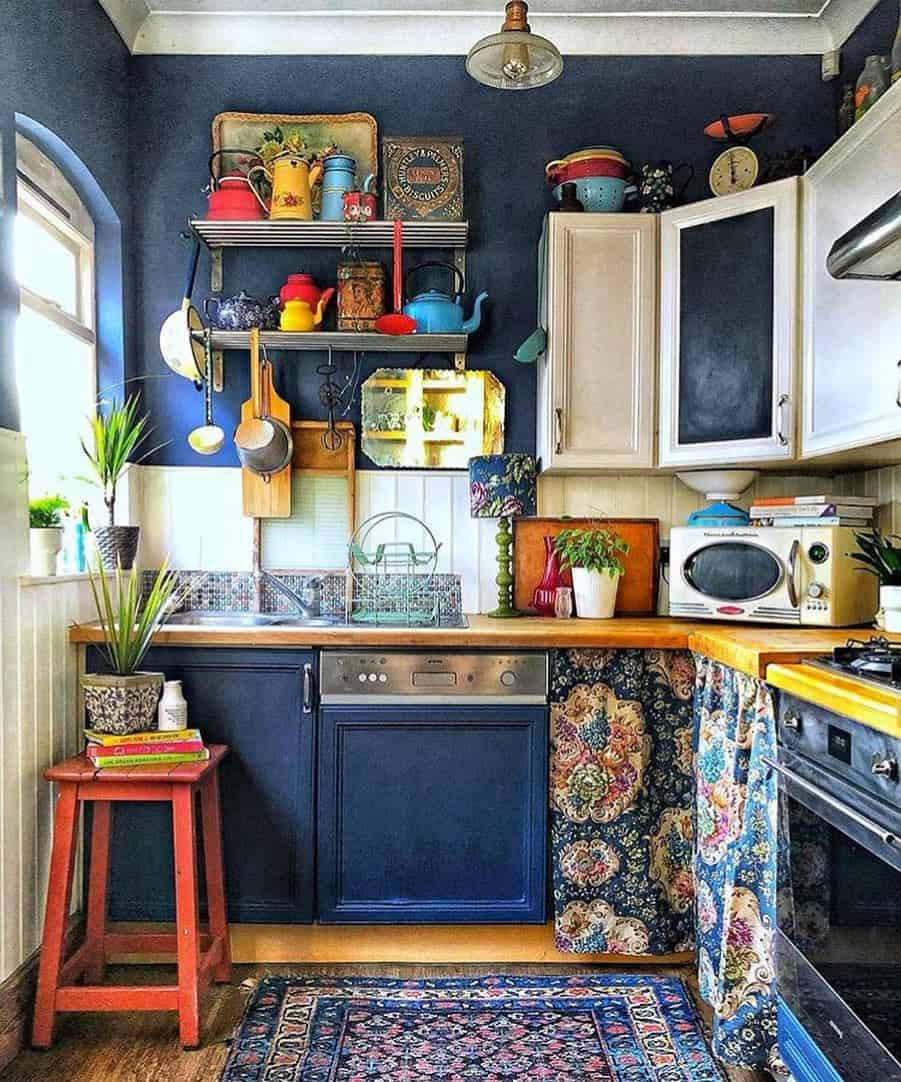 23 Best Cottage Kitchen Decorating Ideas And Designs For 2020: Modern Kitchens 2020: Cottage Style Kitchen Ideas (35 Photos