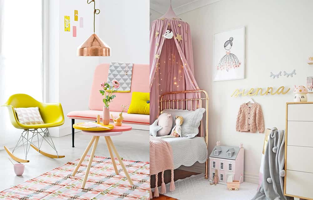 Pink-yePink-yellow-rose-gold-Interior-color-combinations-home-trends-2018-interior-color-schemesllo-rose-gold-Interior-color-combinations-home-trends-2018-interior-color-schemes-interior color combinations