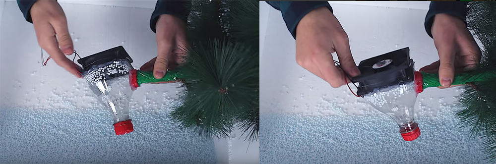 Artificial Christmas Tree Parts