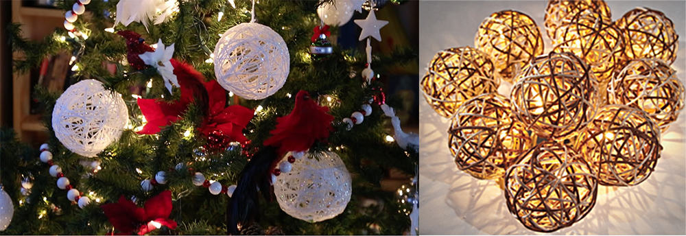 String-art-balls-Christmas-decorations-2020-DIY-Xmas-decorations-Christmas-design-ideas