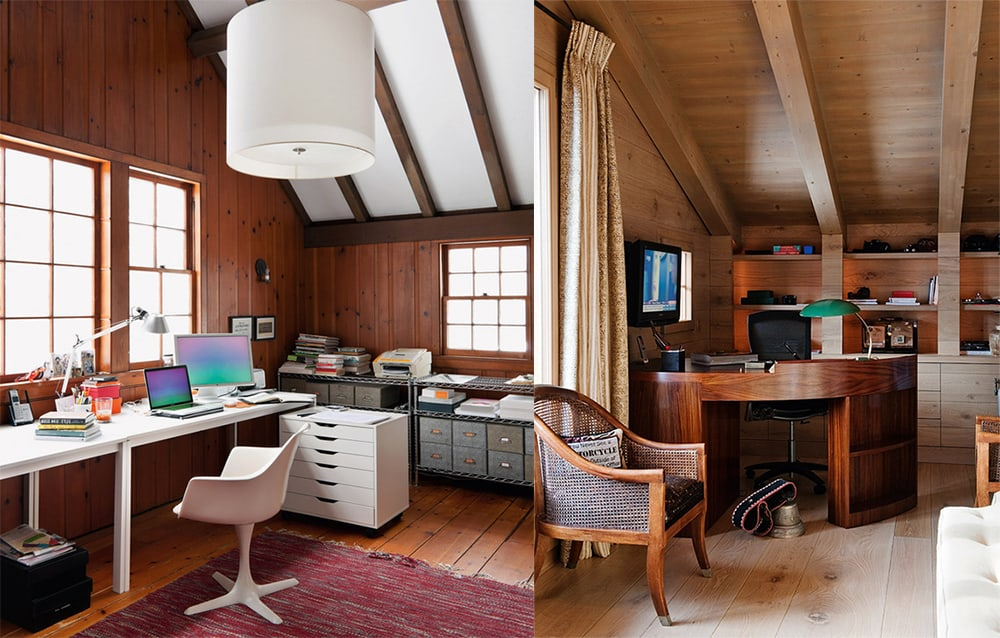 Under-roof-Home-office-2019-home-office-design-home-office-ideas-Home office 2019