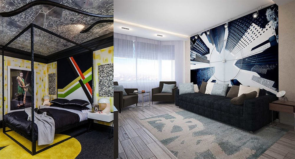 Urbanistic-Interior-illusions-Interior design trends 2019