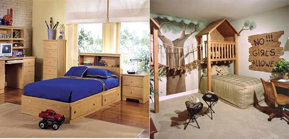 Wooden-Boys-room-2019-boys-bedroom-decor-boys-room-design-boys room design
