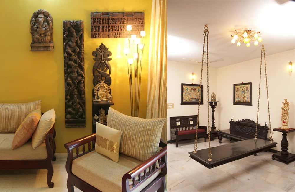 Indian interior design: Tips and photos of Indian home decor