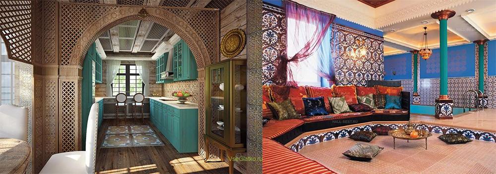 Flooring-Indian-kitchen-design-modern-kitchen-decor-indian-kitchen-ideas-Indian kitchen design