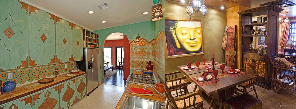 Furniture-Indian-kitchen-design-modern-kitchen-decor-indian-kitchen-ideas-Indian kitchen design