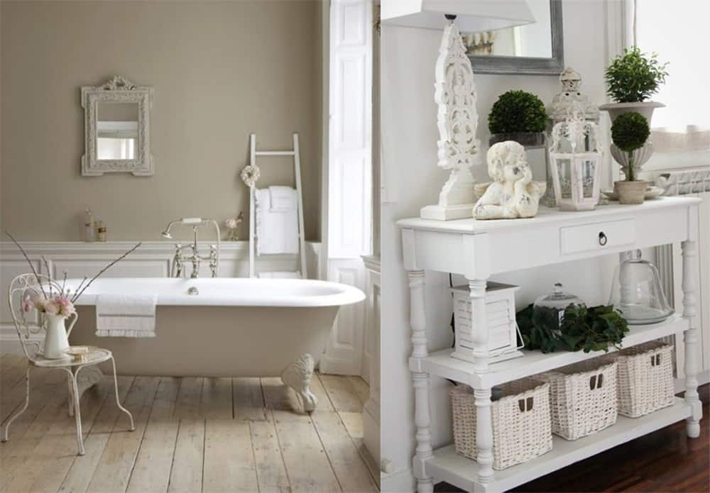 Bathroom decor ideas dreamy shabby chic bathroom for your for Bathroom furniture design ideas