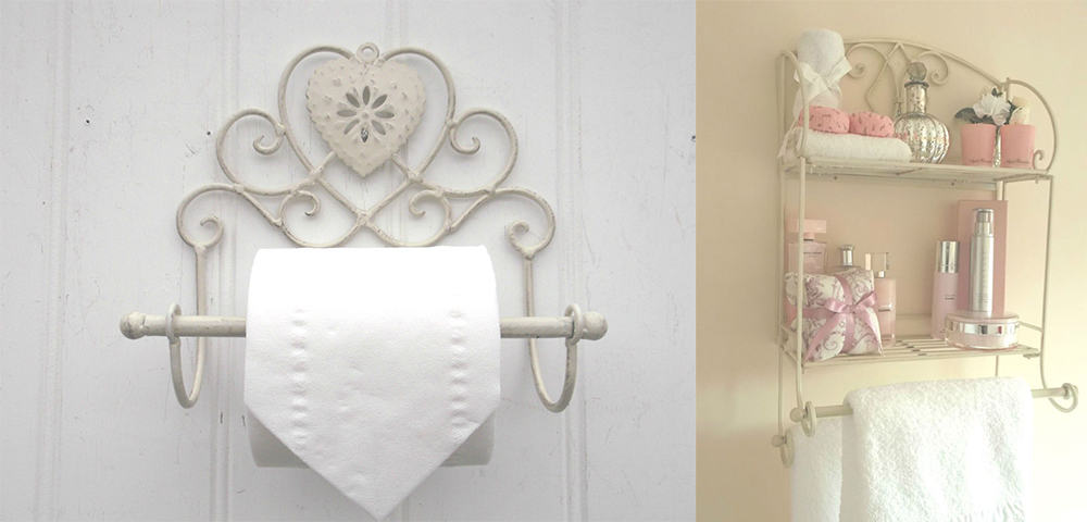 Holders-Shabby-chic-bathroom-bathroom-decor-ideas-bathroom-interior-design-forged-bathroom interior design