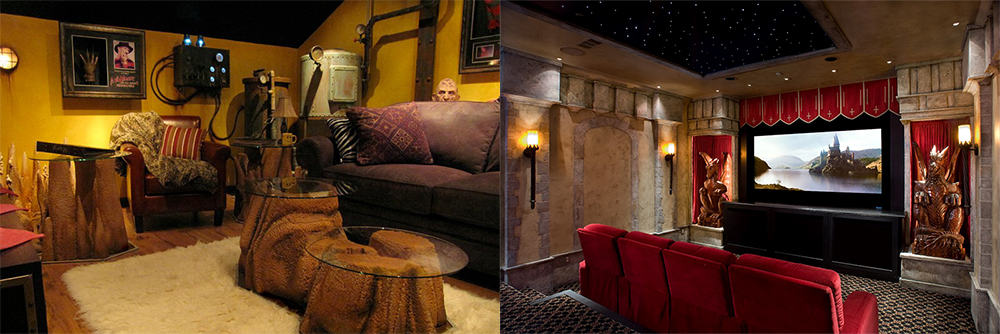 Horror-fantasy-Home-theater-design-theater-room-ideas-theater-room-decor-theater room decor