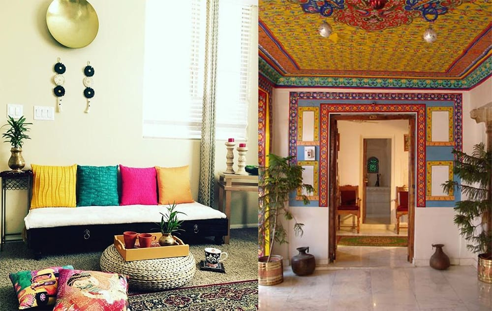 Indian interior design tips and photos of indian home decor for Indian house decor