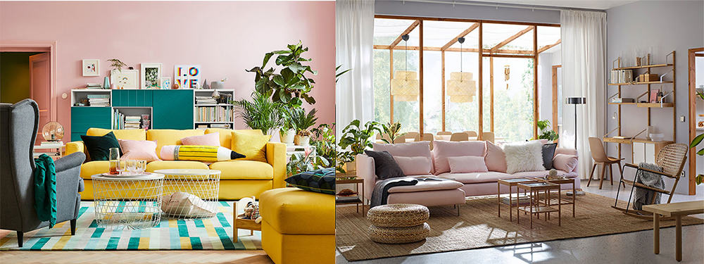 Living room furniture 2018: Trends, colors, photos and tips