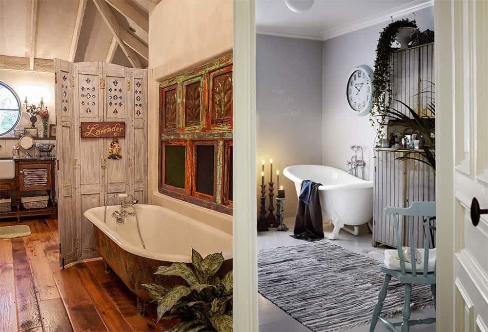 Masculine-Shabby-chic-bathroom-bathroom-decor-ideas-bathroom-interior-design-bathroom decor ideas