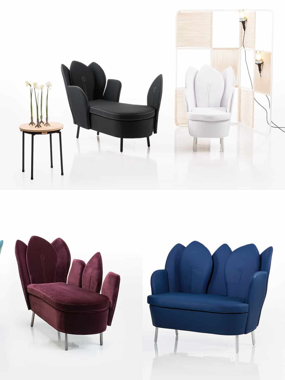 Furniture trends 2018 photos tendencies and combinations for New chair design