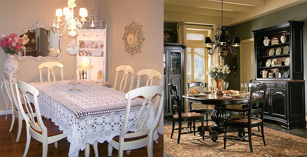 Vintage dining room: Dining room decor photos, tips and ...